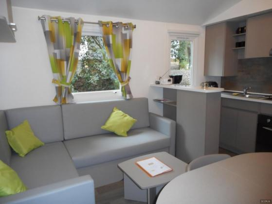 Mobil home 4 chambres (2/10 personnes) camping 4* (funs pass offerts)