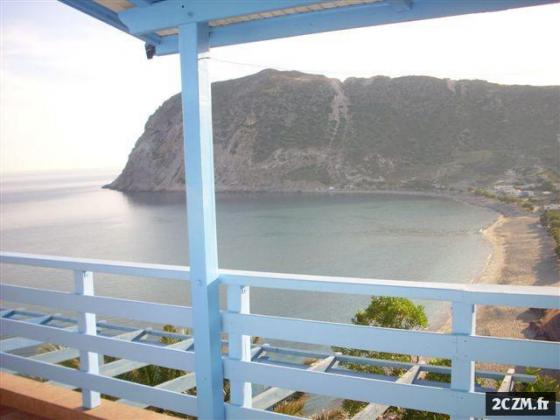 Greece Cyclades island of Milos rent studio/apartment