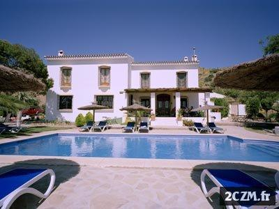 Casa Rural Domingo, un Bed et Breakfast charmant en Andalousie