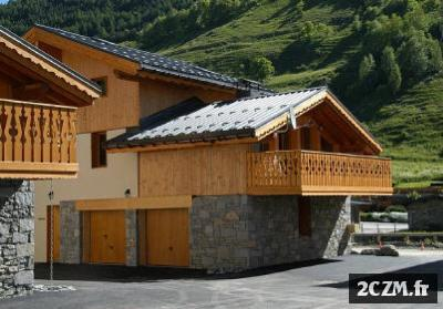 Chalet grand standing