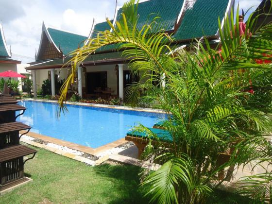 BAAN MALINEE BED AND BREAKFAST - CHAMBRE D HOTES