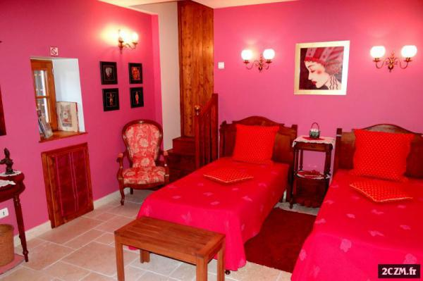 CHAMBRE D'HOTES LEMARRY