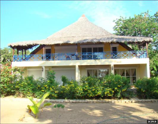 Location de villa Nosy be