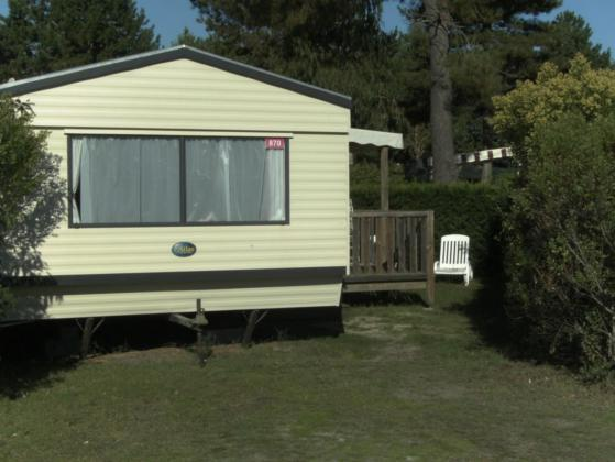 Mobil home 3 chambres camping club 4* (funs pass offerts)