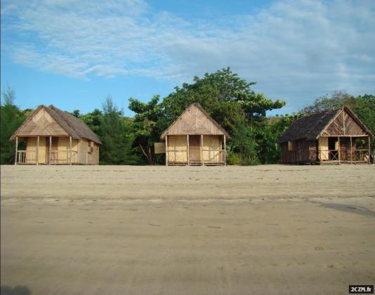 location de bungalows en bord de merà Noby Be