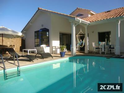 Villa sur Golf de Moliets au Club Royal Aquitaine