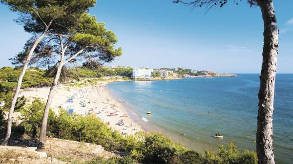 STUDIO A CAP SALOU AVEC PARKING
