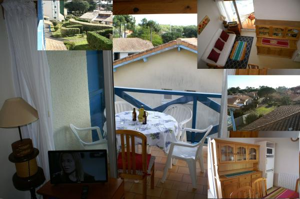 Appt T3 Loggia 5 Couch 2Chambres. Port plaisance.PARKING