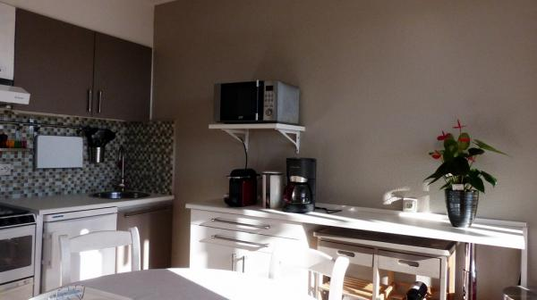 Appartement Rivages Lac marin