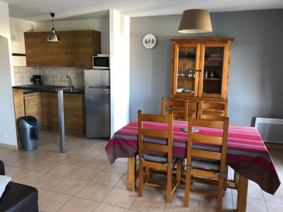 LANDES SANGUINET LOCATION APPARTEMENT AVEC PISCINE