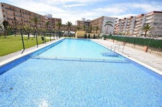 Location appartement à La Pineda ( Salou ) à 25 m plage, piscine, 3 chambres, 6 personnes